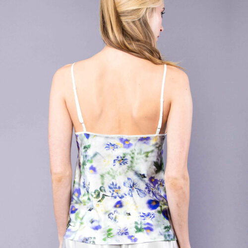 StephieAnn Pansy Camisole Back