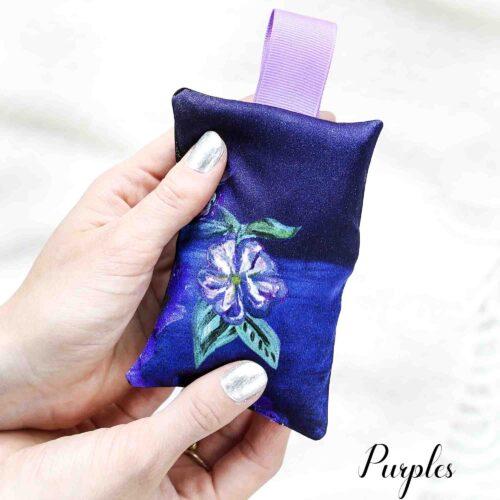Hanging lavender Bag by StephieAnn