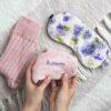 StephieAnn Bed socks and eye mask gift set