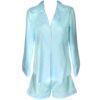 StephieAnn Blue Organic Cotton pyjamas
