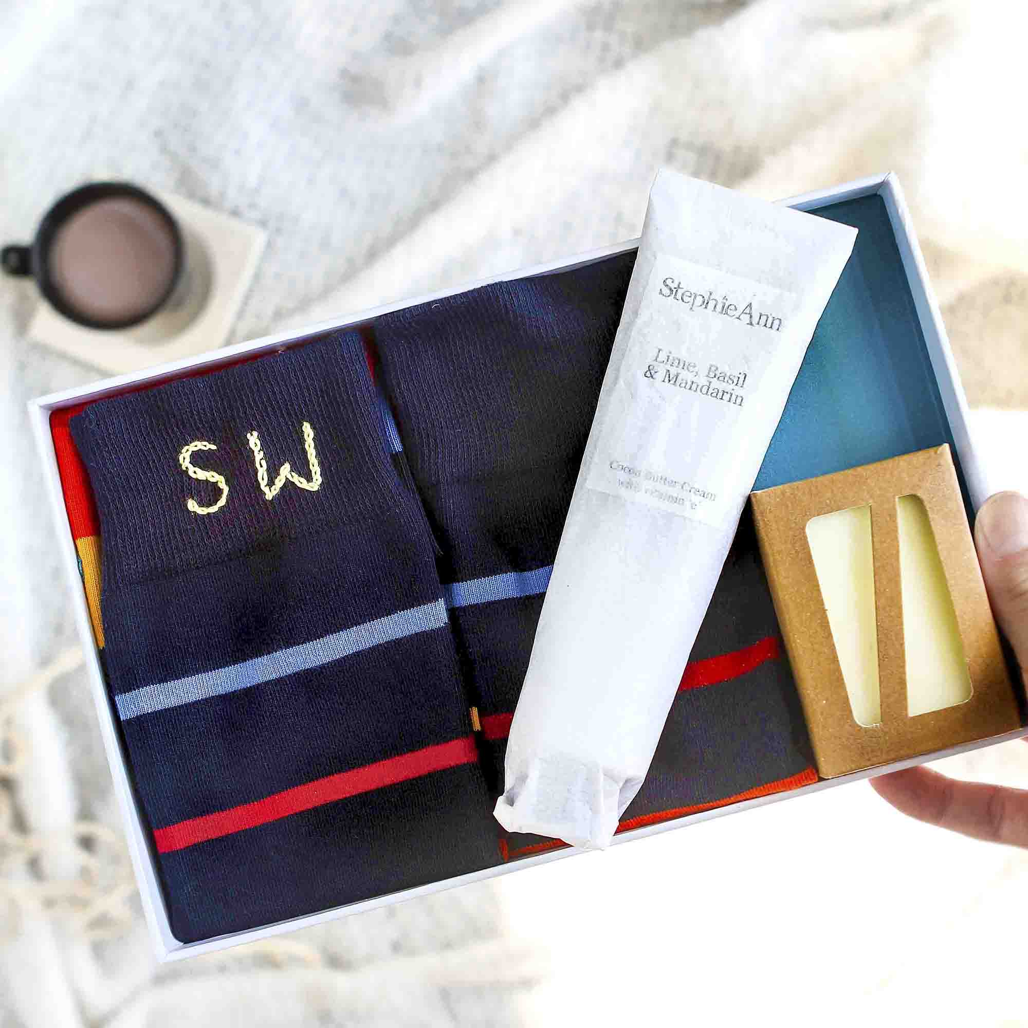 Men's Care Package gift set by StephieAnn