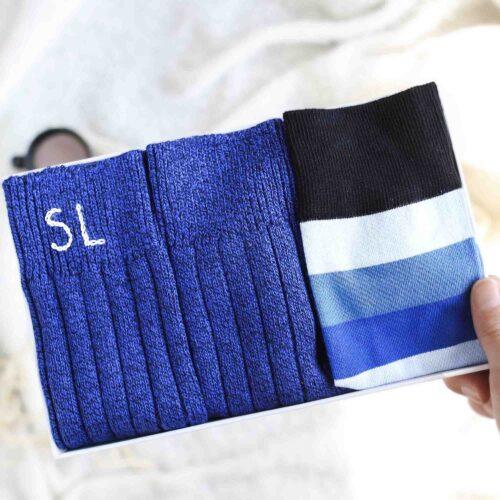 Personalised Sock's for men StephieAnn