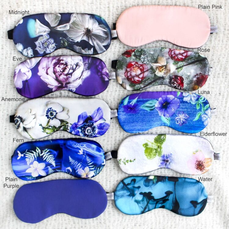 StephieAn Black Friday Eye Masks