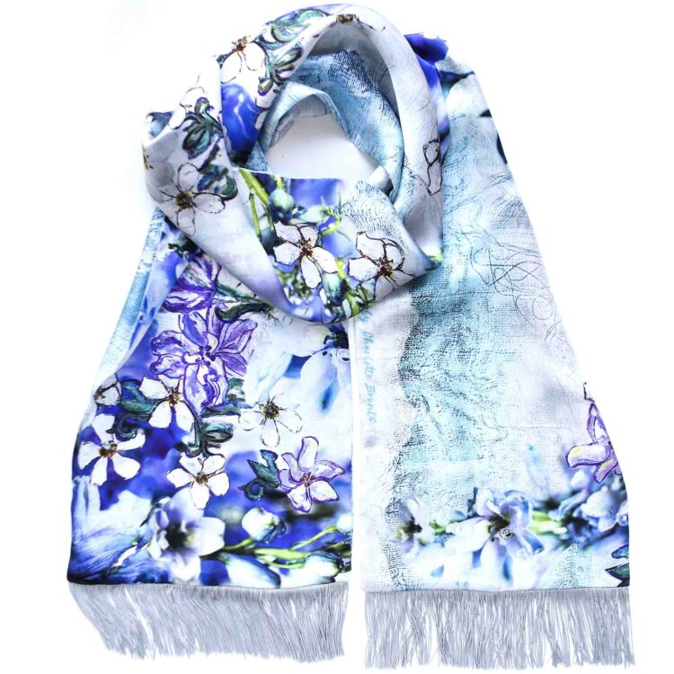 StephieAnn Colfosco Silk Scarf