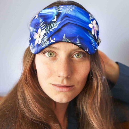 StephieAnn Fern Eye Mask