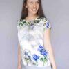 StephieAnn Ivy Silk Top