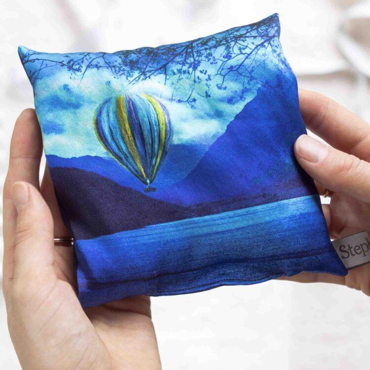 StephieAnn Luna Lavender Bag