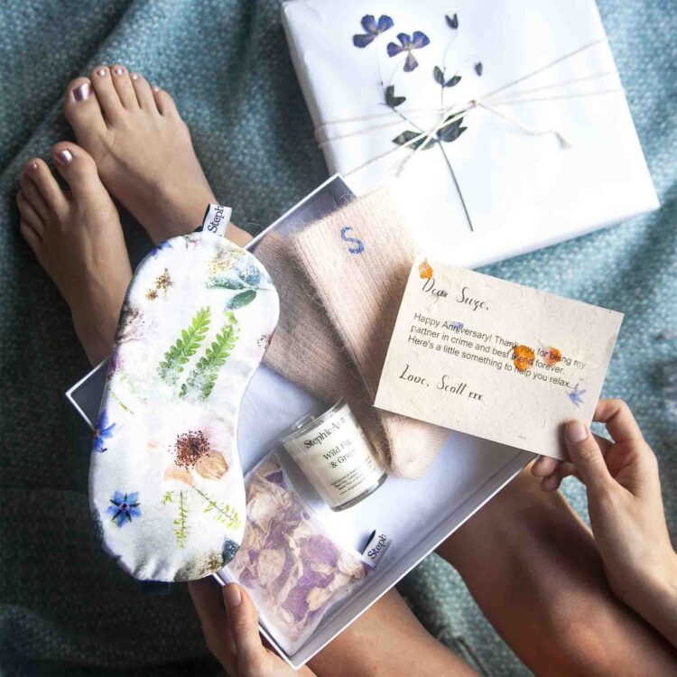 StephieAnn Rose relaxation gift box