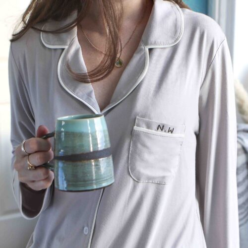 Bamboo Pyjamas Personalised by StephieAnn