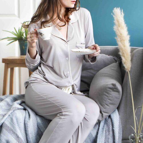 StephieAnn Women's Bamboo Pyjamas
