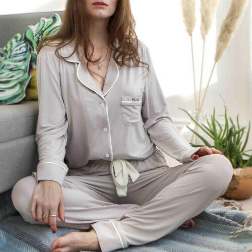 StephieAnn Personalised Bamboo Pyjamas
