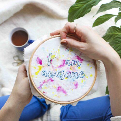 Craft Stitch Kit by StephieAnn
