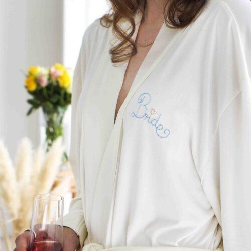 StephieAnn Bridal Robe