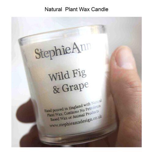 StephieAnn Votive Candle
