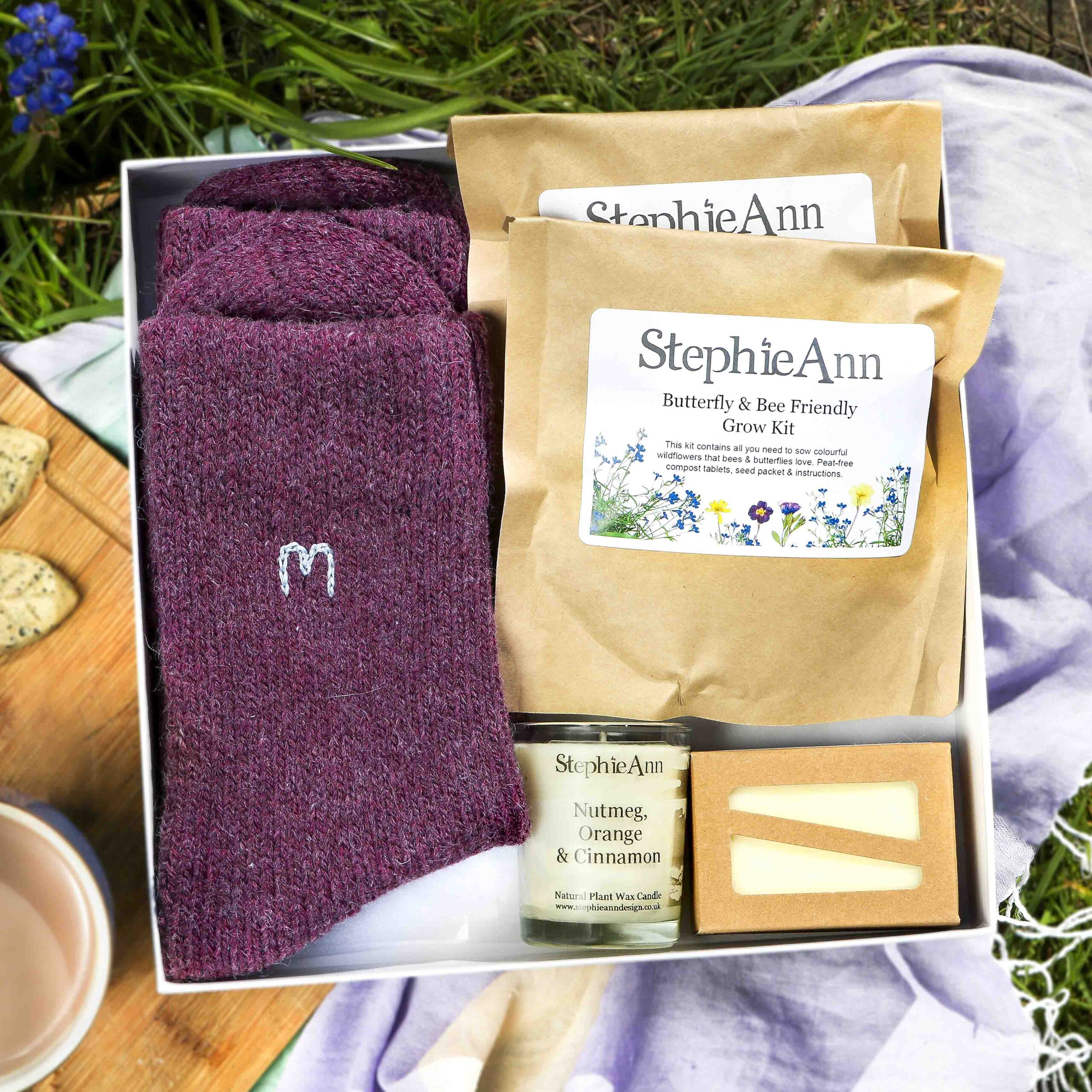 StephieAnn Women's Grow Kit